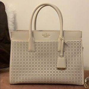 Kate Spade bag, top handle and cross body strap